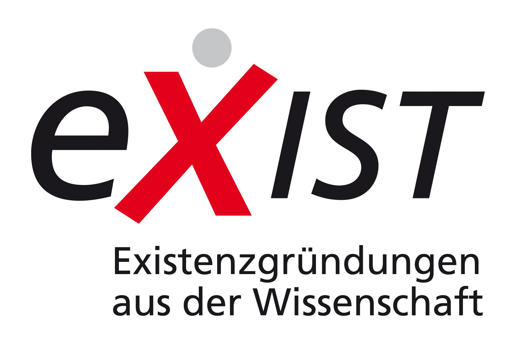 Logo EXIST Gründerstipendium