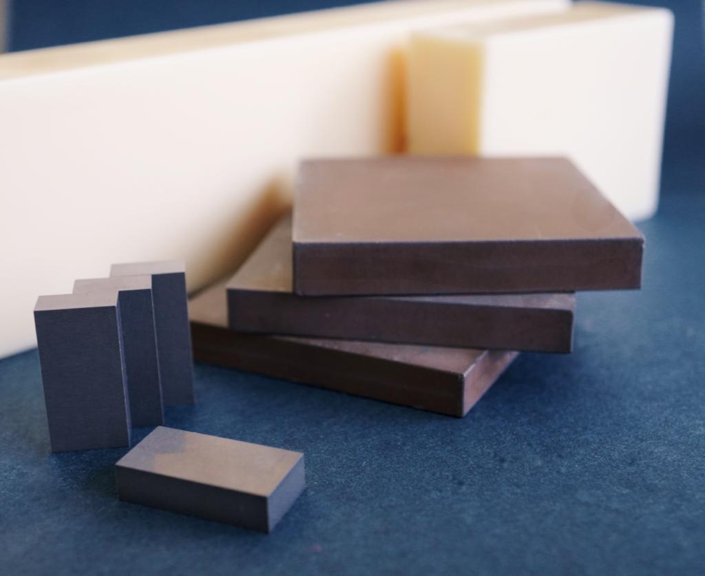 Werkstoffe CNC Keramikbearbeitung
